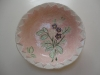 Delicately Painted dish